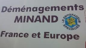Déménagements minand & garde meuble Bourg en Bresse