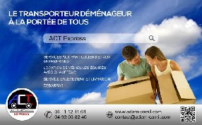 act express déménagement Carros